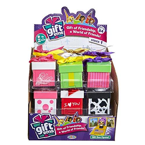 Gift 'Ems Blind Pack Bundle (Series#1): Includes 18 Gift'ems!