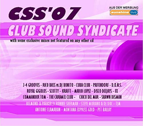 Css 07-Club Sound Syndicate