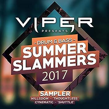 Drum & Bass Summer Slammers 2017 Sampler (Viper Presents)