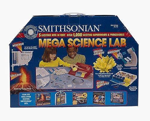 NSI Smithsonian Mega Science Lab by NSI