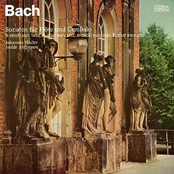 Bach: Sonaten für Flöte und Cembalo