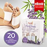 Foot Pads Patches | Adhesive Relaxing Foot Care | Lavender Infused for...