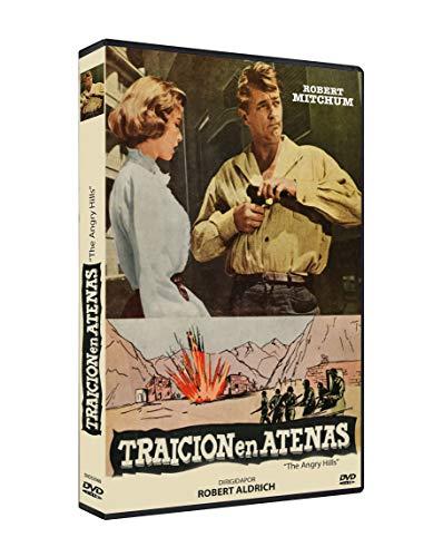Traición en Atenas DVD 1959 The Angry Hills