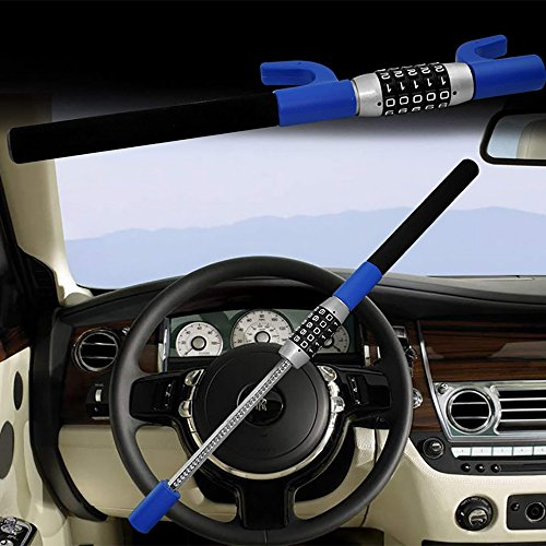 Stoplock Pro Verrou de volant professionnel pour Ford Transit