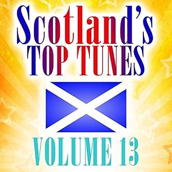Scotland's Top Tunes, Vol. 13