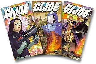 G.I. Joe Volumes 7-9 3 Pack VHS