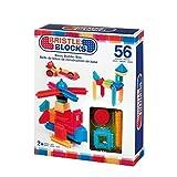 Bristle Blocks - 3070Z- Jeu de Construction - Bristle Blocks Basic Builder Box - 56 Pièces by Bristle Blocks
