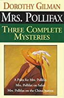 A Palm for Mrs Pollifax, Mrs Pollifax on Safari, Mrs Pollifax on the China Station 1566194709 Book Cover