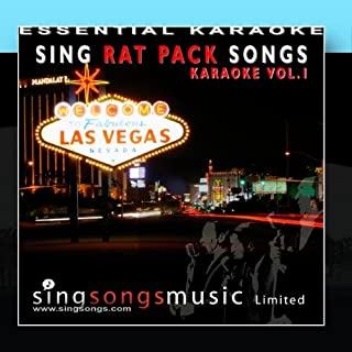 rat pack karaoke