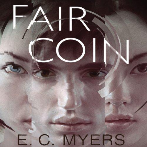 Fair Coin audiobook cover art