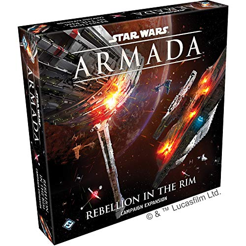 Fantasy Flight Games FFGSWM31 Star Wars Armada: expansión de la campaña Rebellion...