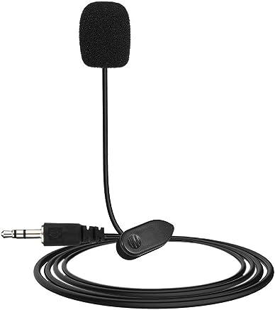 Nuovo mini microfono da 3,5 mm con microfono da studio professionale con microfono per videogiochi e PC per PC - Trova i prezzi più bassi