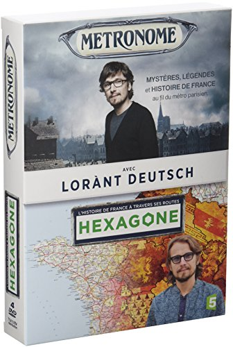 Hexagone + Metronome [Italia] [DVD]