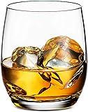 ZKHD Gafas de Whisky de Moda puramente Hecha a Mano, Tazas de Bebidas de Vidrio,...