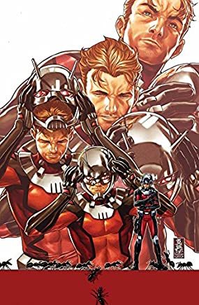 [Ant-Man: Second-Chance Man Volume 1] (By (artist)  Ramon Rosanas , By (author)  Nick Spencer) [published: June, 2015]