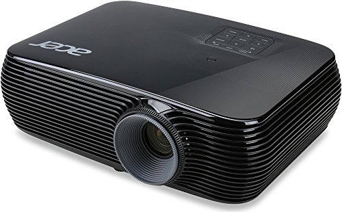 Acer X1326WH Small/Medium Home or Office Projector (WXGA Resolution, 4000 Lumens, 20000:1 Contrast Ratio)
