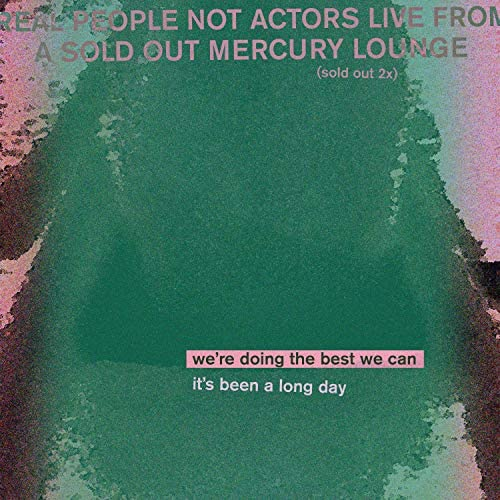 Real People Not Actors