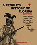 A People s History of Florida 1513-1876: How Africans, Seminoles, Women, and Lower Class Whites Shaped the Sunshine State