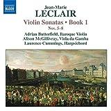Violinsonaten Buch 1,Nr.5-8