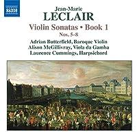Violin Sonatas Book 1 Nos 5-8