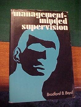 Hardcover Management-minded Supervision Book