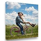 Lienzo 50x50 Personalizado con Foto y(o) Texto. Personalizalo Online. Impreso en Calidad...