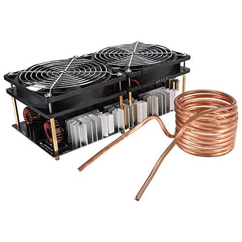 Tablero de Calentamiento por inducción de Alta frecuencia de 2500 W, módulo de jabalí de Calentamiento por inducción ZVS 12V-48V PCB, máquina de Calentamiento de Controlador de Flyback DIY
