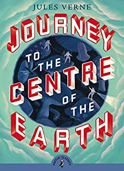 Paperback Journey to the Centre of the Earth (Puffin Classics) Book