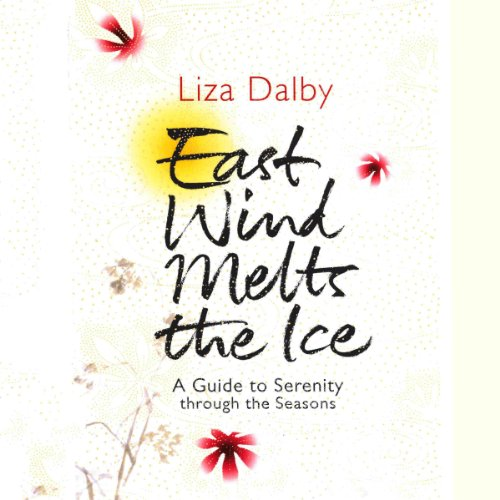 East Wind Melts the Ice audiobook cover art