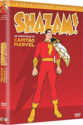 Shazam! As Aventuras Do Capitão Marvel - A Série Animada Completa