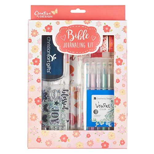 Pink Bible Journaling Kit