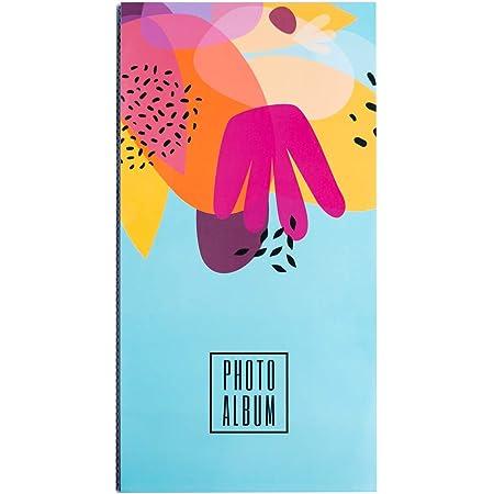 Grupo Erik Álbum de Fotos, abstract summer (10x15 cm), 96 bolsillos
