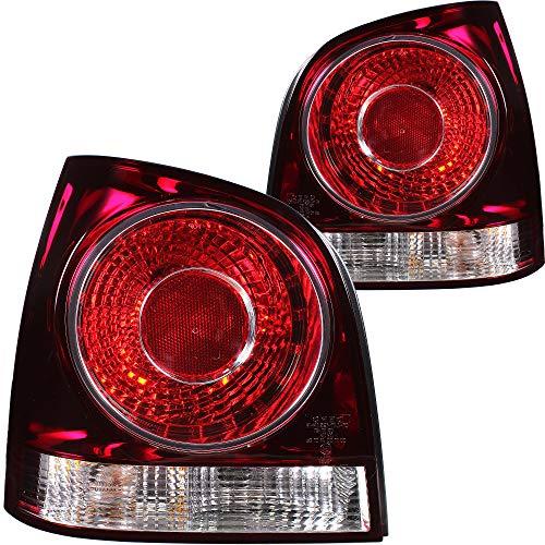 Rückleuchten Heckleuchten Set rechts & links rot 9N 9N3 Bj. 10.05-11.09