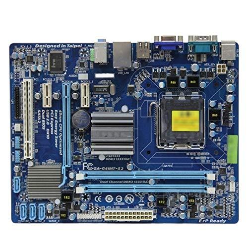 Placa Base Fit For Gigabyte GA-G41MT-S2 Motherboard G41...