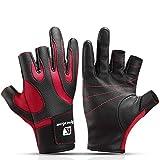 SLAYWZB Unisex wasserdichte Angelhandschuhe Handschuhe Outdoor Touchscreen-Handschuhe zum Angeln,Fotografieren,Jagen im Freien