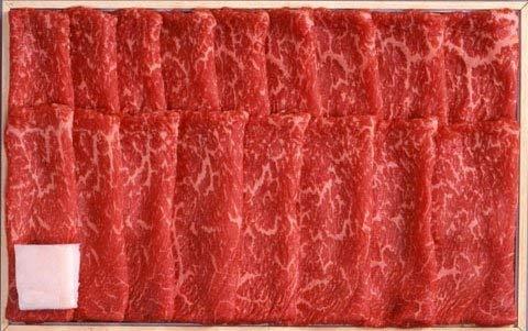 山形県特産品 米沢牛 赤身すき焼き用 500g 【離島へのお届け不可】