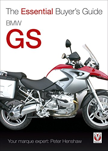 BMW GS: The Essential Buyer's Guide (Essential Buyer's Guide series) (English Edition)