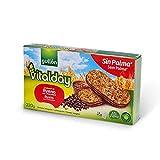 Gullón Vitalday Sandwich Avena Chocolate Galleta Desayuno y Merienda - Paquete de 5 x 44 gr -...