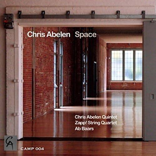 Chris Abelen Quintet, Zapp! String Quartet & Ab Baars