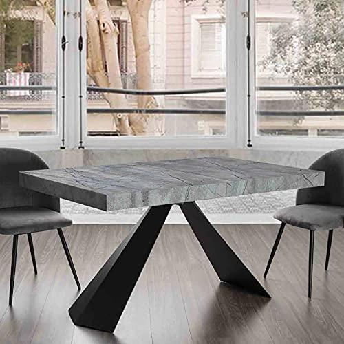 Mesa extensible 3 metros gris...