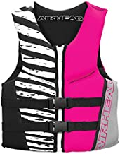 Airhead Youth WICKED Kwik-Dry Neolite Flex Life Vest, Hot Pink (10077-03-B-HP)