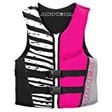 Airhead Youth WICKED Kwik-Dry Neolite Flex Life Vest, Hot Pink