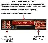 Elektronische Dartscheibe Dartona JX2000 Turnier Pro - 4