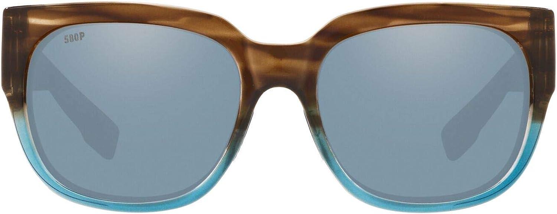 Costa Del Ranking TOP11 In a popularity Mar Women's Rectangular Waterwoman Sunglasses