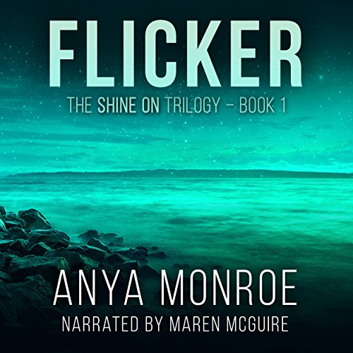 Flicker audiobook cover art