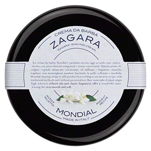 Mondial Crema da Barba Zagara - 150 ml