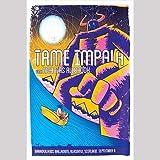 Yyoutop Australien psychedelische Band Poster Epiphanie