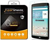 Supershieldz Designed for LG G Pad F 8.0 and LG G Pad F 8.0 (2nd Gen) Tempered Glass Screen Protector, 0.33mm, Anti Scratch, Bubble Free