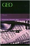 GEO Themenlexikon Band 26: Musik - Komponisten, Interpreten, Werke - Peter-Matthias Gaede