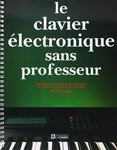 CLAVIER ELECTRONIQUE SANS PROF